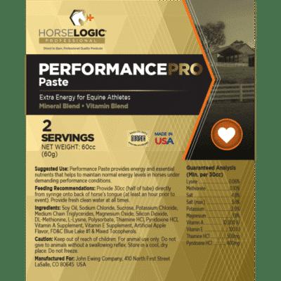 PerformancePRO Paste